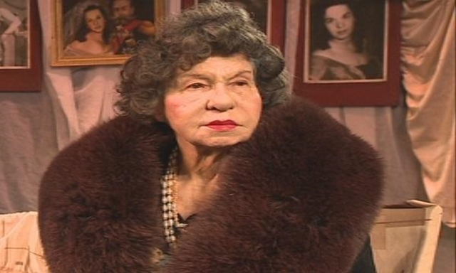bulgaria u2019s mutafova  94  bids for guinness record for oldest working actress