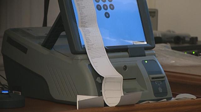voting machine rental