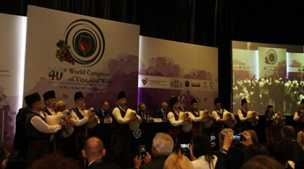 Agriculture Minister: Wine industry is a leader in agriculture in Bulgaria