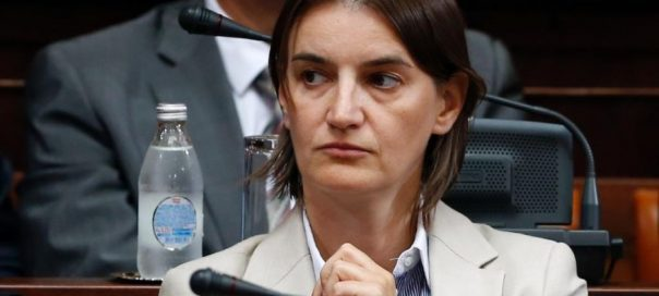 Ana Brnabic named as Serbia?s new prime minister