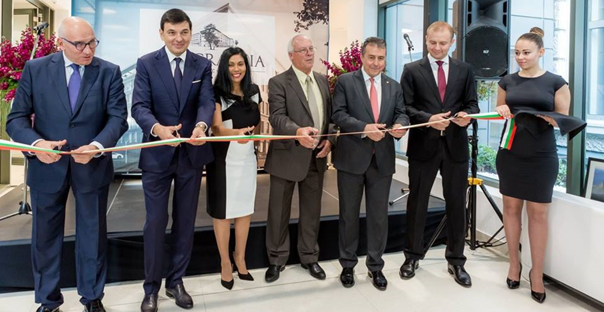 South African Investment Sofias Polygraphia Office Centre To Be