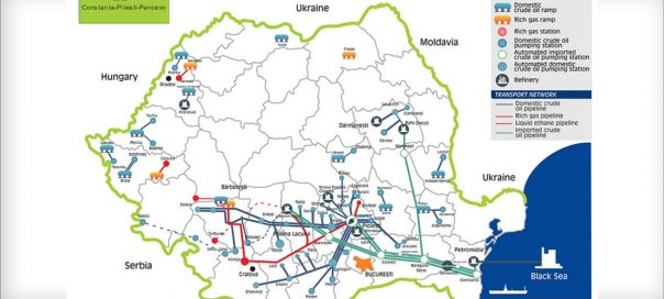 Bulgaria-Romania-Hungary-Austria-BRUA gas pipeline to bring change