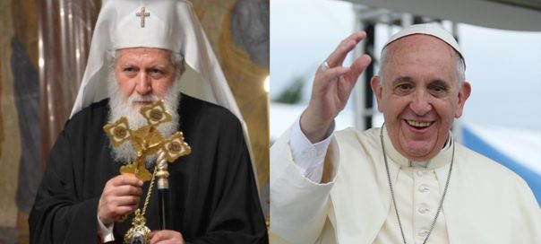 Pope Francis to hold talks with Bulgarian Orthodox Church